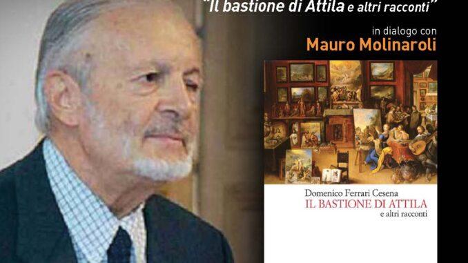 Con i racconti di Domenico Ferrari Cesena si chiudono il 26 agosto le Serate letterarie Giana Anguissola