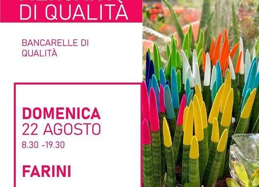 Mercanti di Qualità, il 22 agosto a Farini spazio allo shopping Made in Italy