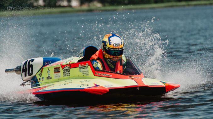 Seconda tappa del Campionato Mondiale di Motonautica F250, sfida per la vetta tra Alex Cremona e l'ungherese Bodor