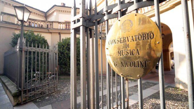 Festival Piacenza Musica al Conservatorio Nicolini
