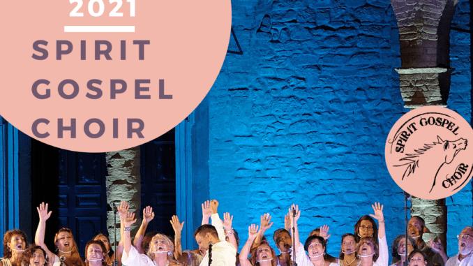 Un inno per una nuova alba insieme a Spirit Gospel Choir, a Bobbio il 18 agosto