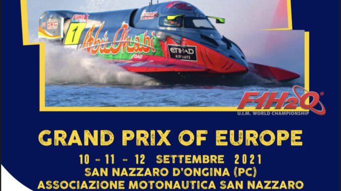 Arriva a Piacenza il Mondiale F1 Motonautica, dopo 15 anni di assenza dall'Italia. A San Nazzaro gli scafi sfrecciano dal 10 al 12 settembre