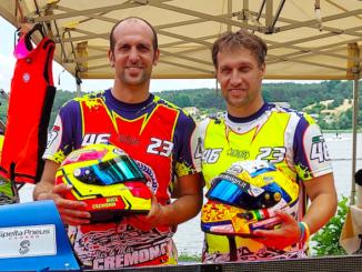 Alex e Massimiliano Cremona puntano al titolo Europeo della F350