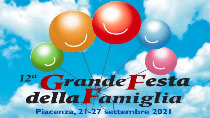 Grande Festa della Famiglia 2021, gli incontri dal 21 al 27 settembre a Piacenza