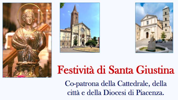 Celebrazione di Santa Giustina