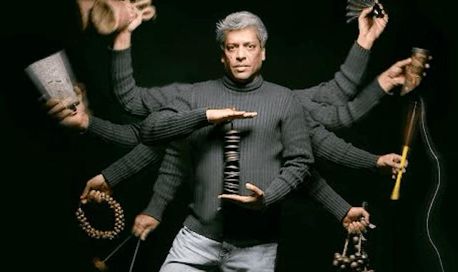 Il 26 settembre concerto del percussionista indiano Trilok Gurtu al Teatro President