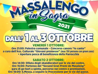 Massalengo in Sagra 2021, dal 1° al 3 ottobre grande divertimento in provincia di Lodi