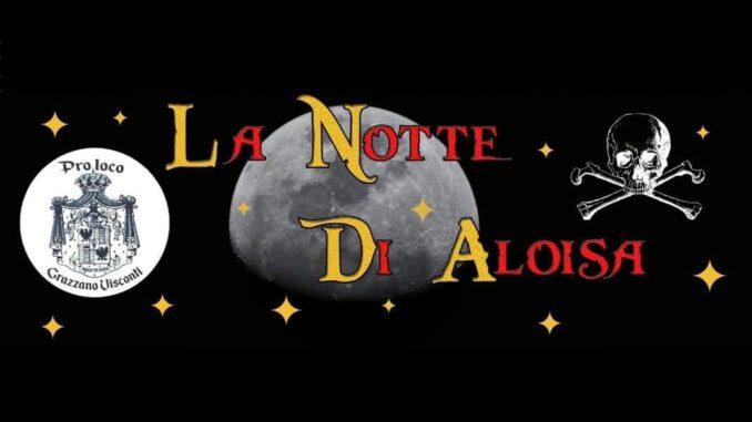 La notte di Aloisa, il 25 settembre a Grazzano Visconti