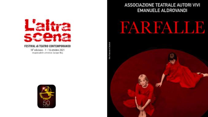 """""""Farfalle"""", il testo di Emanuele Aldrovandi in scena al Teatro Filodrammatici l'11 ottobre"""