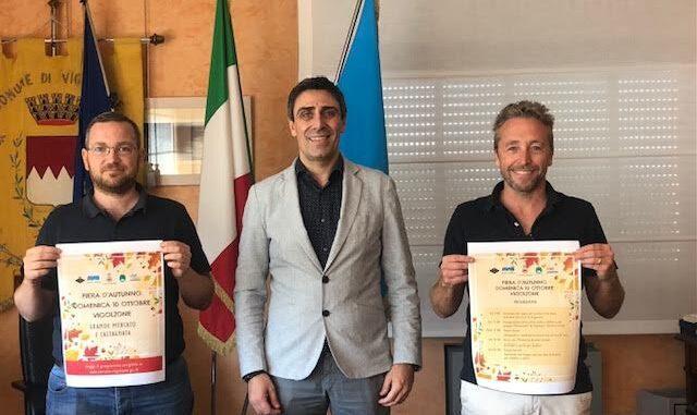 """Il 10 ottobre ritorna la Fiera d'Autunno di Vigolzone. Il Sindaco Argellati: """"Segnale di ripresa e rinascita"""" - AUDIO"""
